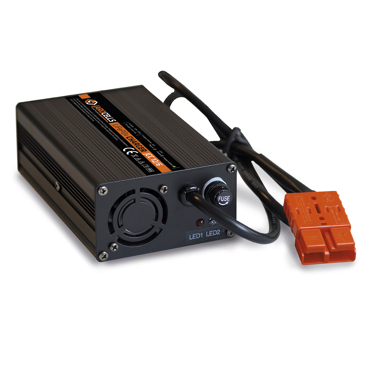 JAROCELLS 12V 6A LITHIUM CHARGER IP22